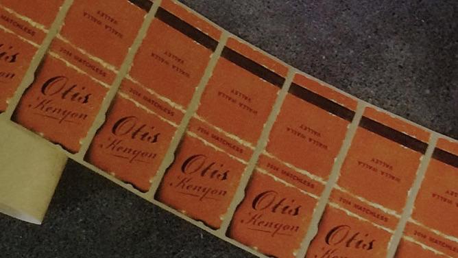 Otis Kenyon Wine Cover Image