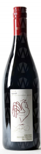 Red Rooster Winery Syrah