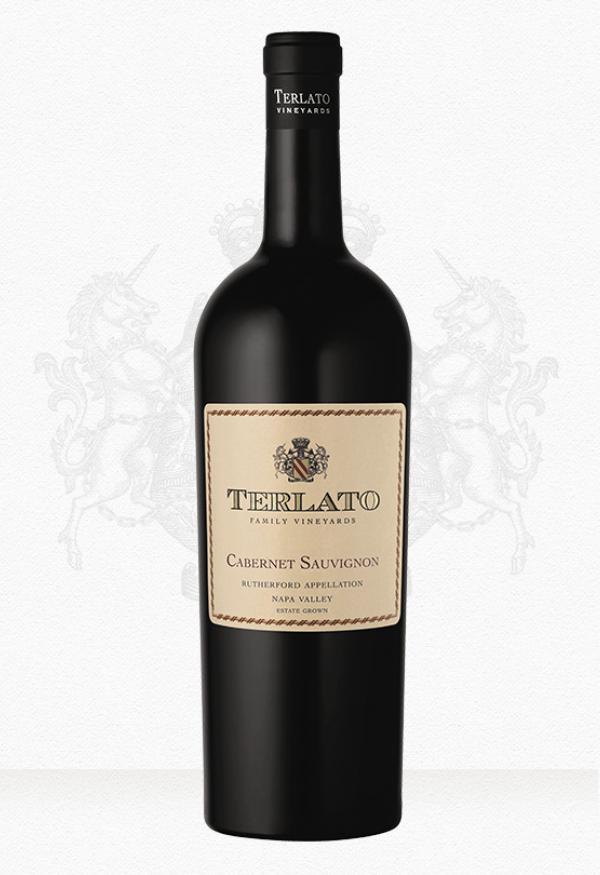 Terlato Vineyards Terlato Rutherford Cabernet Sauvignon Bottle Preview