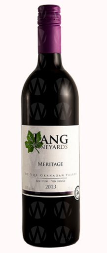 Lang Vineyards Meritage