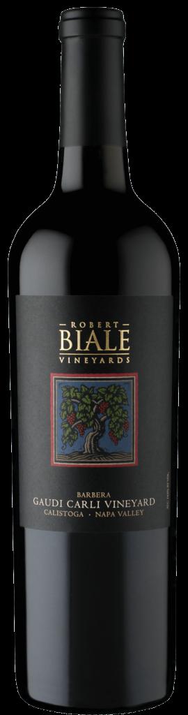 Robert Biale Vineyards Gaudi-Carli Barbera Bottle Preview