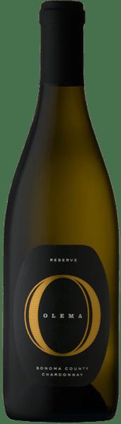 Olema Chardonnay Reserve Sonoma County Bottle