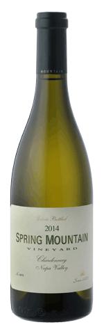 Spring Mountain Vineyard Chardonnay Bottle Preview
