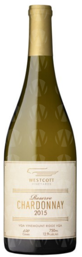 Westcott Vineyards Reserve Chardonnay