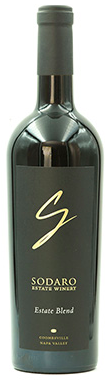 Sodaro Estate Winery Sodara Estate Blend Bottle Preview
