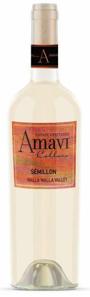 Amavi Cellars Sémillon Bottle Preview