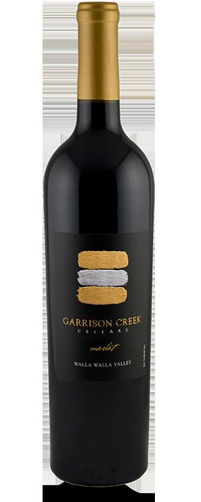 Garrison Creek Cellars Merlot Bottle Preview