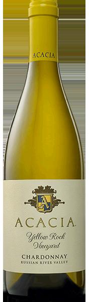 Acacia Vineyard Acacia Vineyard Yellow Rock Chardonnay Russian River Bottle Preview