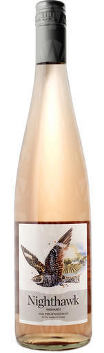 Nighthawk Vineyards Pinot Noir Rosé