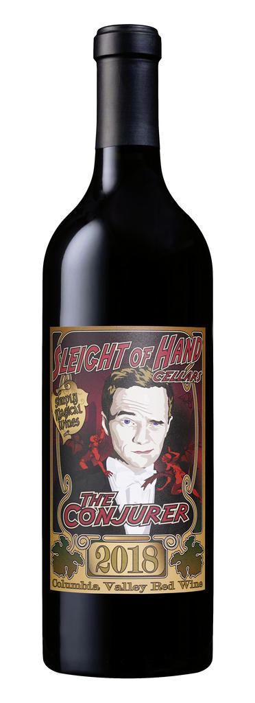 Sleight of Hand Cellars The Conjurer Bottle Preview