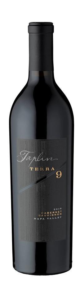 Taplin Cellars Terra 9 Cabernet Sauvignon Bottle Preview