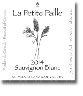 La Petite Paille Sauvignon Blanc