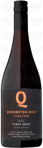 Queenston Mile Pinot Noir