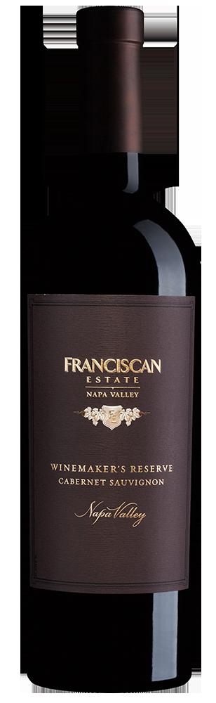 Franciscan Estate FRANCISCAN ESTATE WINEMAKER'S RESERVE NAPA VALLEY CABERNET SAUVIGNON Bottle Preview