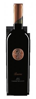 Basel Cellars Estate Winery Reserve Cabernet Sauvignon Bottle Preview