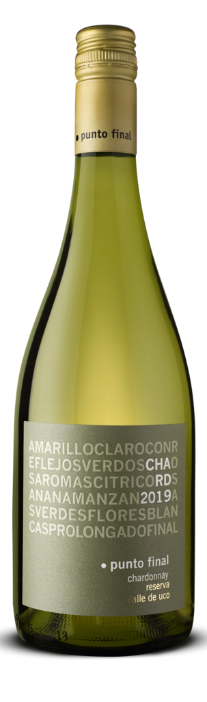 Bodega Renacer Punto Final Reserva Chardonnay Bottle Preview