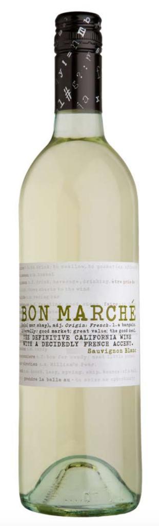 Buehler Vineyards Bon Marché Sauvignon Blanc Bottle Preview