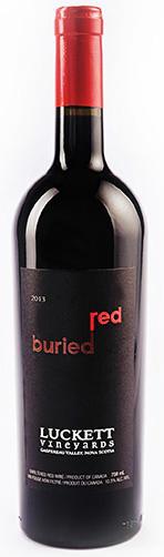 Luckett Vineyards Buried Red