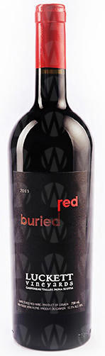 Luckett Vineyards Buried Red
