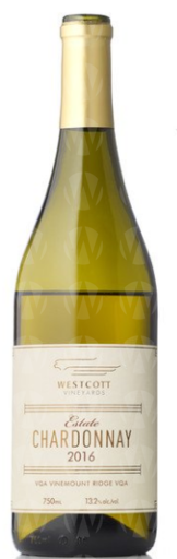 Westcott Ridge Winery Estate Chardonnay