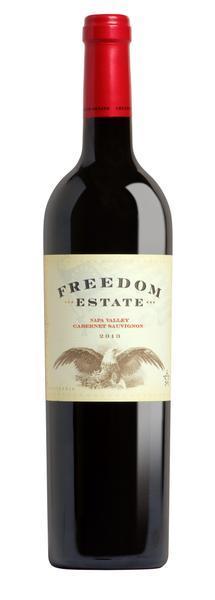 Freedom Estate Napa Valley Cabernet Sauvignon Bottle Preview