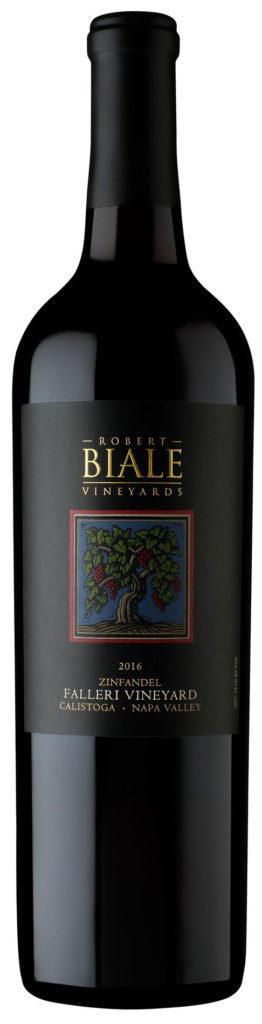 Robert Biale Vineyards Falleri Vineyard Zinfandel Bottle Preview