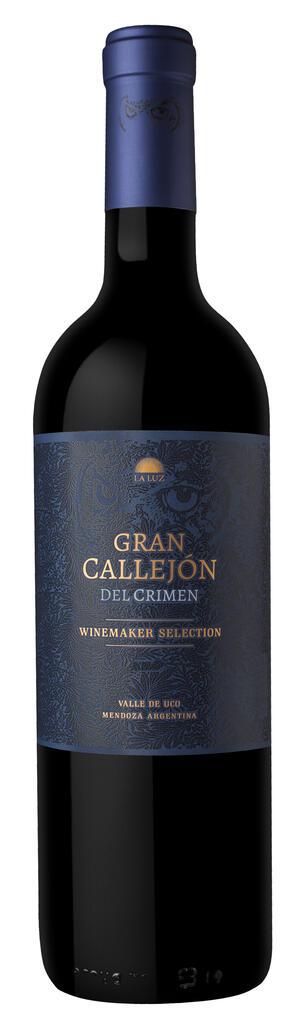 Vinos de La Luz Gran Callejón Red Blend Bottle Preview