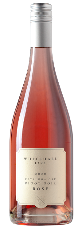 Whitehall Lane Winery Pinot Noir Rosé, Petaluma Gap Bottle Preview