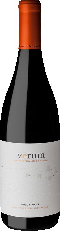 Bodega Del Río Elorza Verum Pinot Noir Bottle Preview