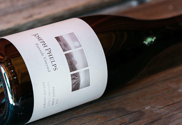 Joseph Phelps Vineyards Pinot Noir, Pastorale Vineyard Bottle Preview