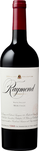 Raymond Vineyards Small Lot Collection Napa Valley Meritage Bottle Preview