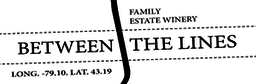 Between the Lines Estate Winery Logo