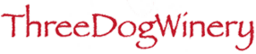 Three Dog Winery Logo