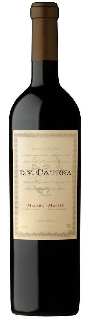 DV Catena Malbec-Malbec Bottle