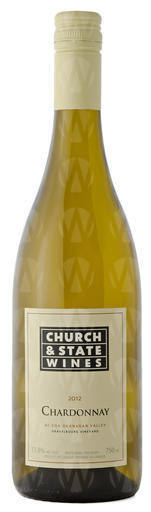 Church & State Wines Gravelbourg Chardonnay