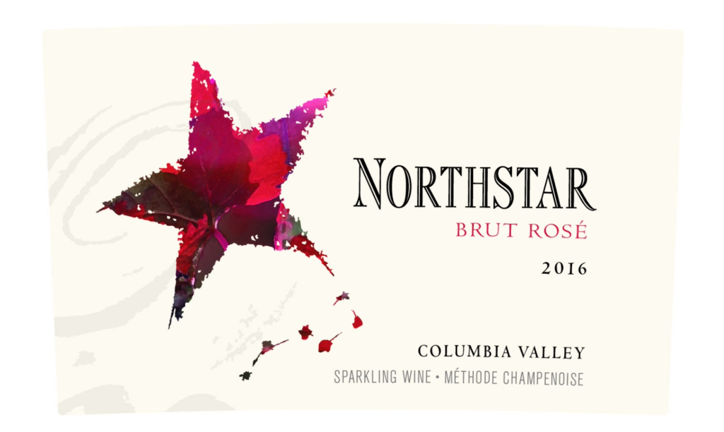 Northstar Winery Columbia Valley Brut Rosé Bottle Preview