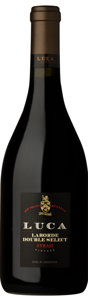 Luca Wines LUCA LABORDE DOUBLE SELECT SYRAH Bottle Preview