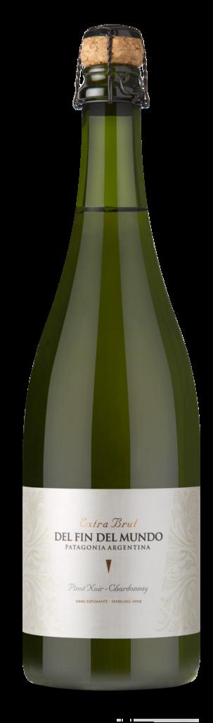 Bodega del Fin del Mundo Fin del Mundo Extra Brut Bottle Preview