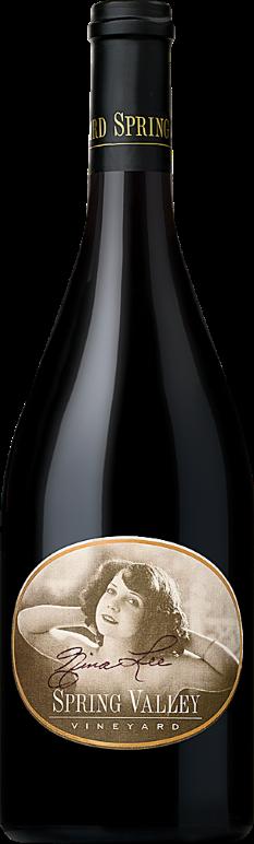 Spring Valley Vineyard Nina Lee Syrah Bottle Preview