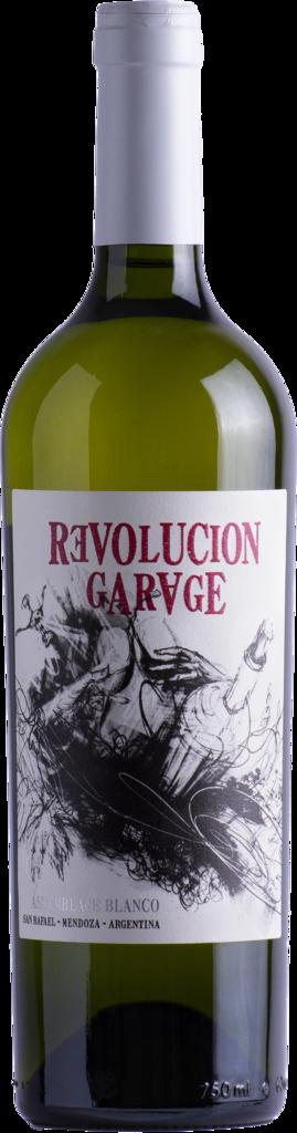 Leo Borsi Wines REVOLUCION GARAGE ASSEMBLAGE BLANCO TERRAZA ALUVIAL DEL DIAMANTE Bottle Preview