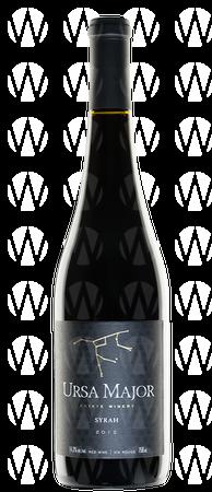 Ursa Major Estate Winery Syrah