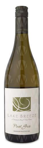 Lake Breeze Vineyards Pinot Gris