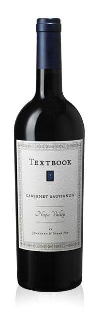 TEXTBOOK Cabernet Sauvignon Bottle Preview