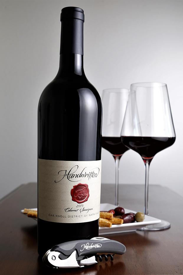 Handwritten Wines Cabernet Sauvignon, Oak Knoll Bottle Preview