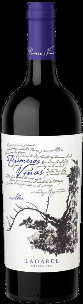 Lagarde Primeras Viñas Malbec Lujan Bottle Preview