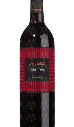 Sandbanks Estate Winery Cabernet Franc