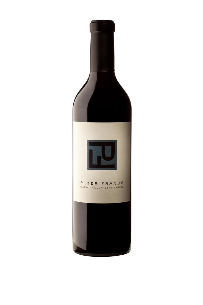 Peter Franus Wine Company Napa Valley Zinfandel Bottle Preview