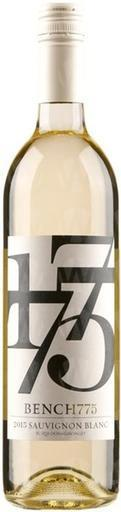 Bench 1775 Winery Sauvingnon Blanc