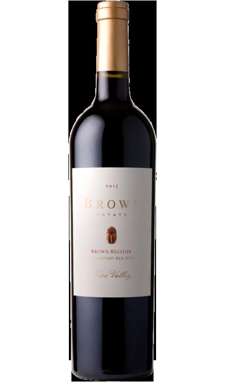 Brown Estate Vineyards Brown Recluse Bottle Preview