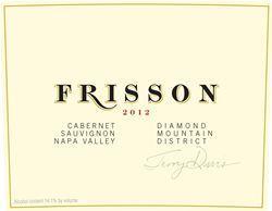 Frisson Wines Logo